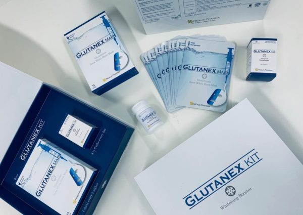 Gluthanex Skin Care Products