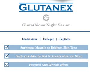 Glutanex Night Serum