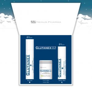 Gluthanex Day and Night Moisturizing Kit