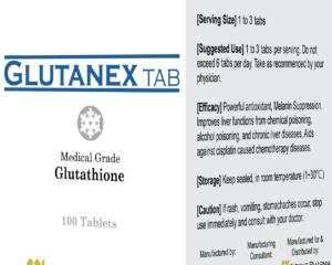 Glutanex Vitamin Supplements